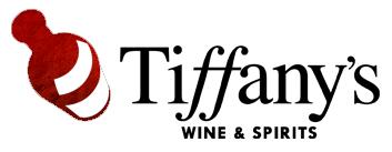Tiffany's Wine & Spirits Logo